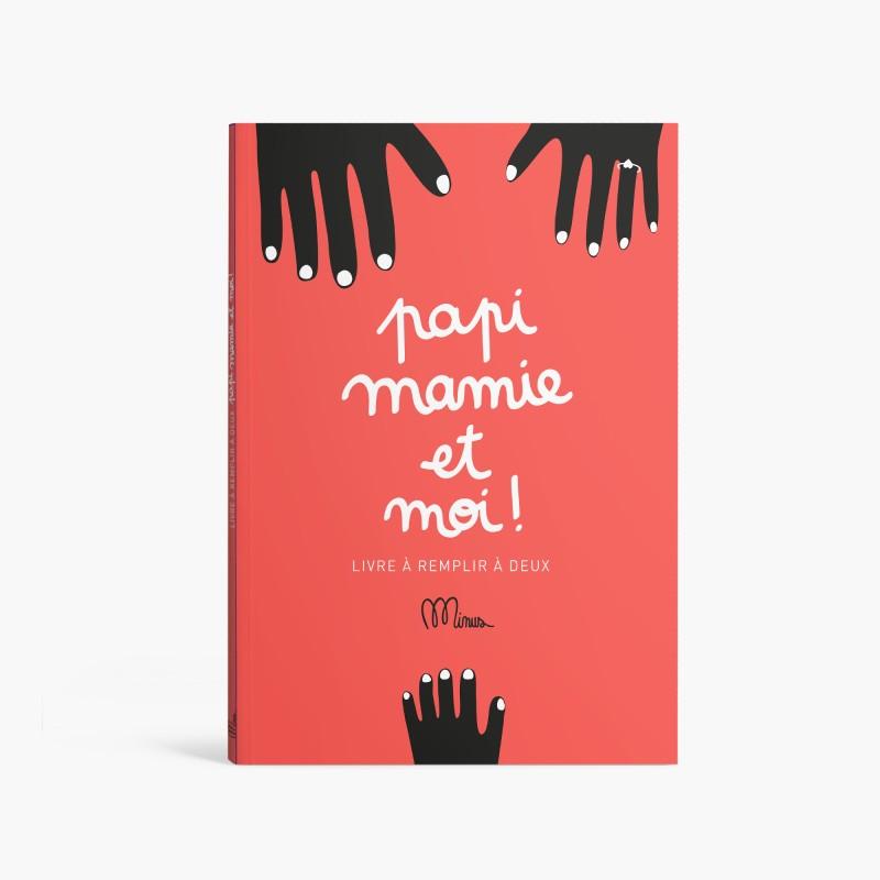 Image du produit  PAPI, MAMIE ET MOI !  Livre à remplir à 2