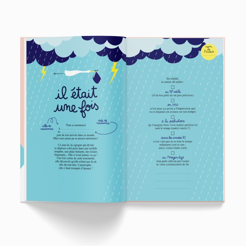 Happy Birthday to you !  Cahier d'anniversaire