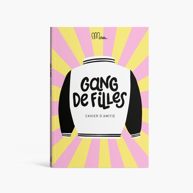 Image du produit  GANG DE FILLES  Cahier d'amitié