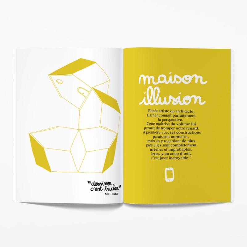 DESSINE-MOI UNE MAISON  Petit cahier d'activités