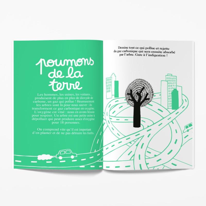 AUPRÈS DE MON ARBRE  Petit cahier d'activité