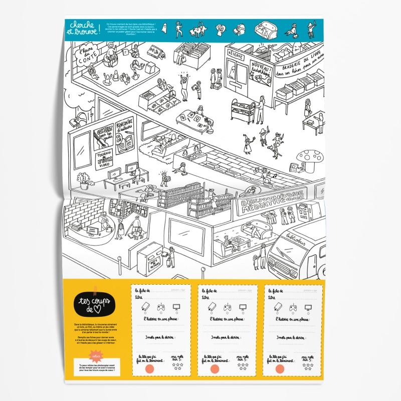 MEL  Poster interactif