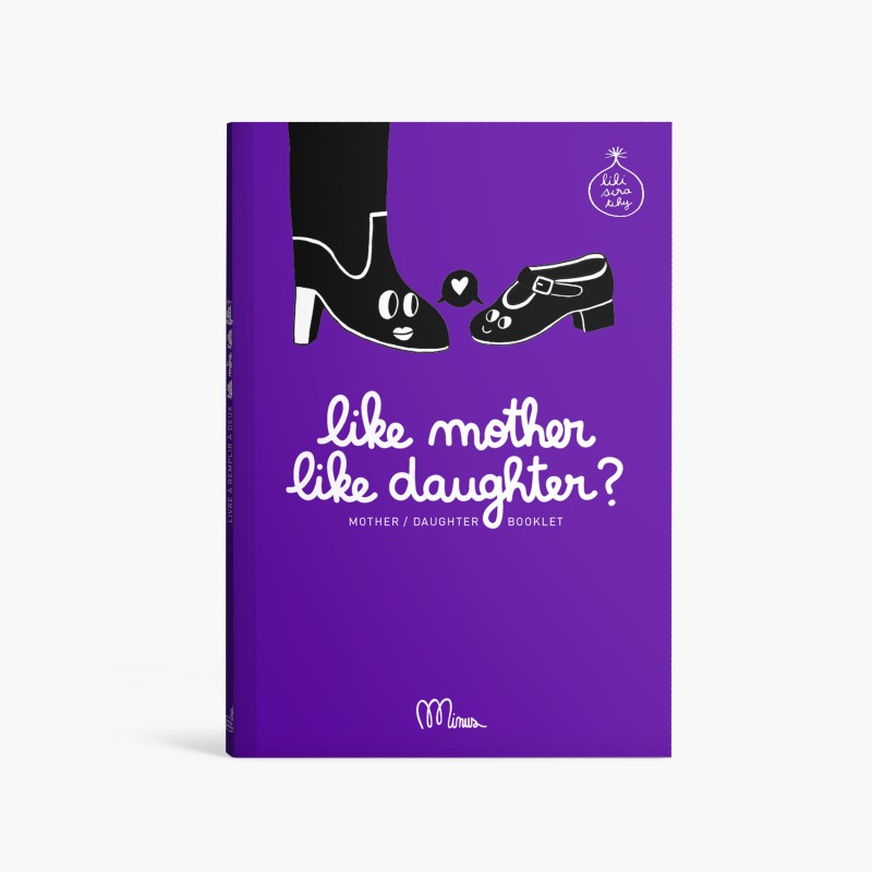 Image du produit  LIKE MOTHER LIKE DAUGHTER?  A book to fill together
