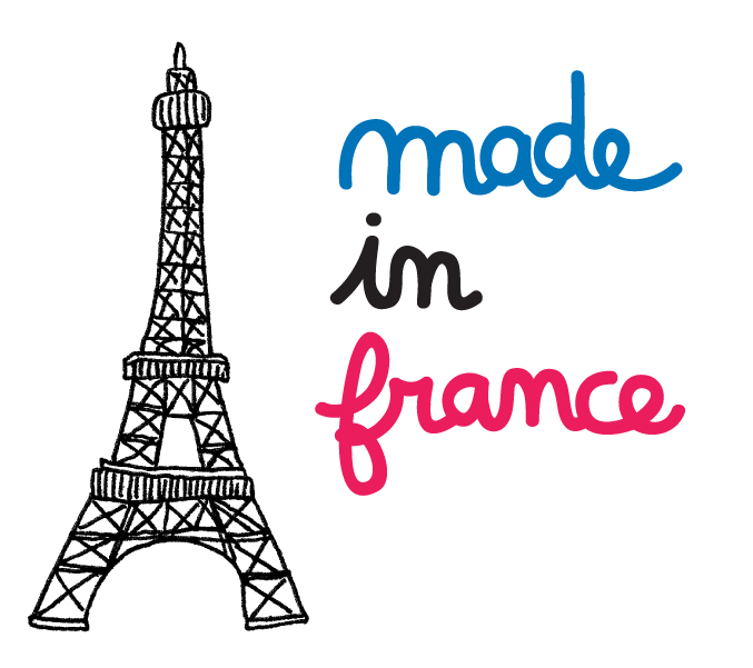 Made in france - Tour eiffel