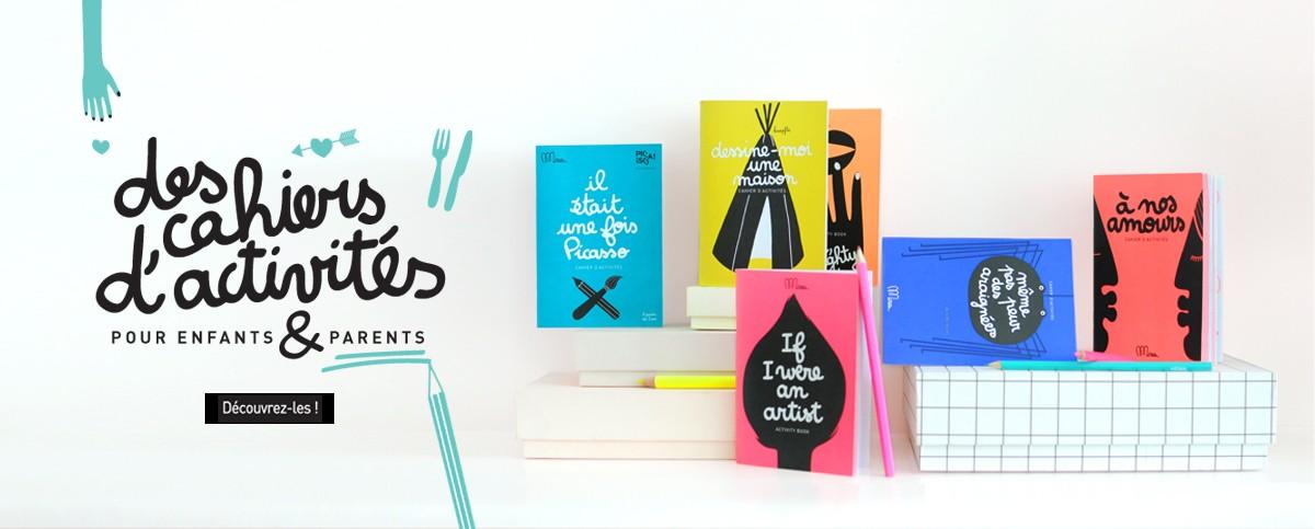 cahiers d'activités Minus éditions - Petit Minus